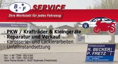 Becker-Fretz