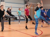 Latin Dance Workout / Zumba®
